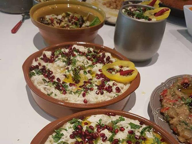 Zina's Kitchen 'Motabal'