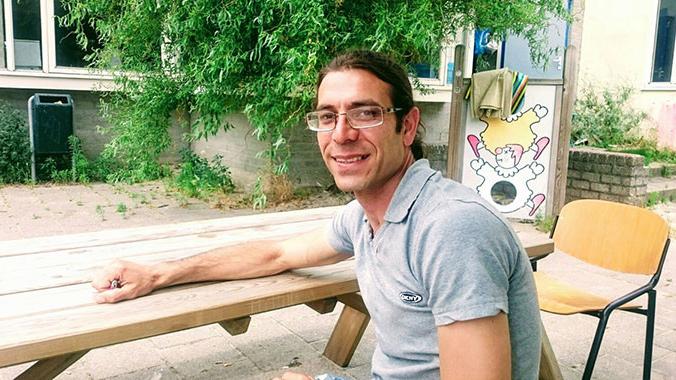 Mensen uit het AZC - Khashayar